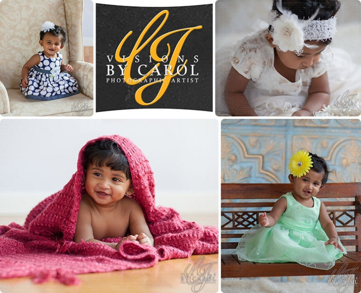 Baby Photographs 6 Month Session