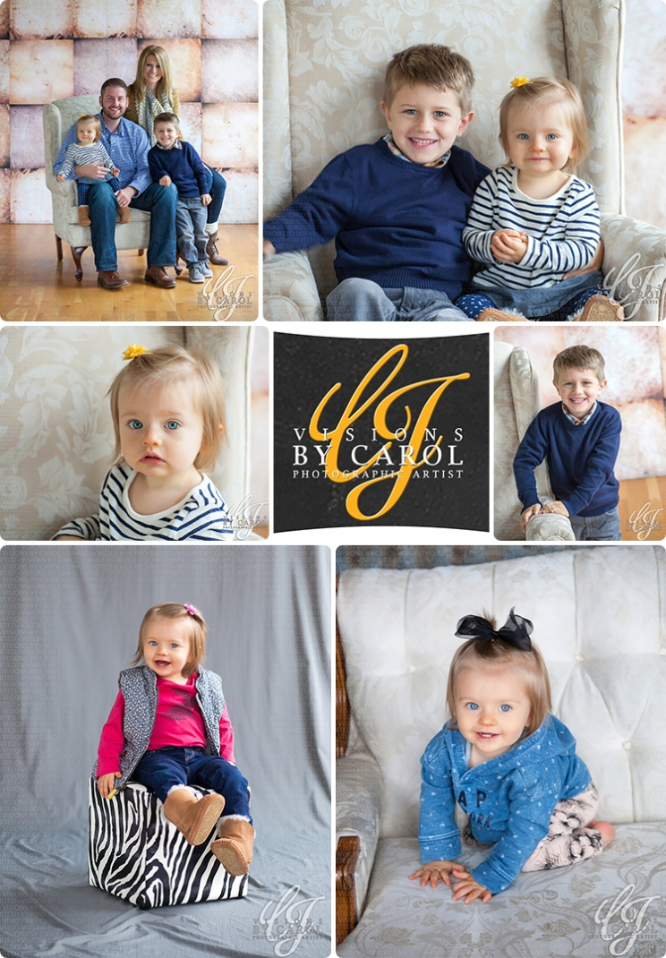 1 Year Photo Session | Hudsyn