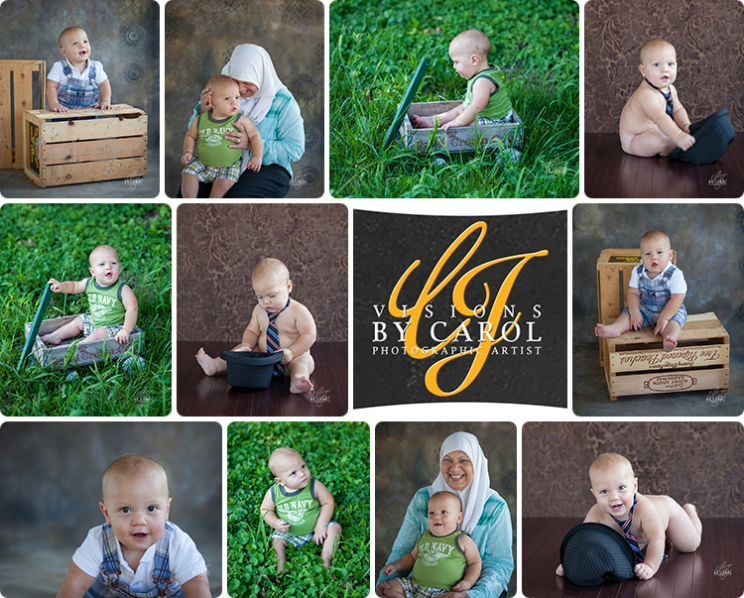 9 Month Photos Session