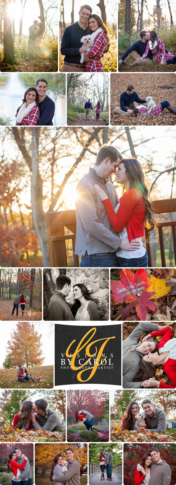Engagement Photo Session of Cooper-Wollbrink Engagement