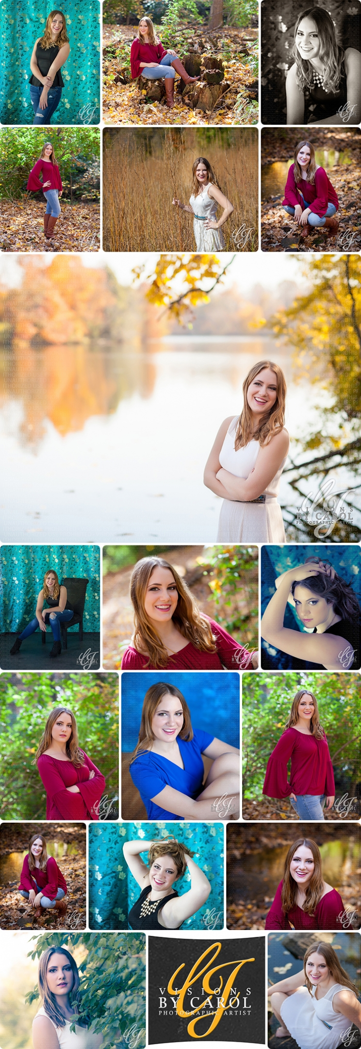 Senior Photo Session | Class of 2015 | Lily