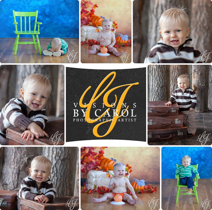 1 Year Photo Session | Michael