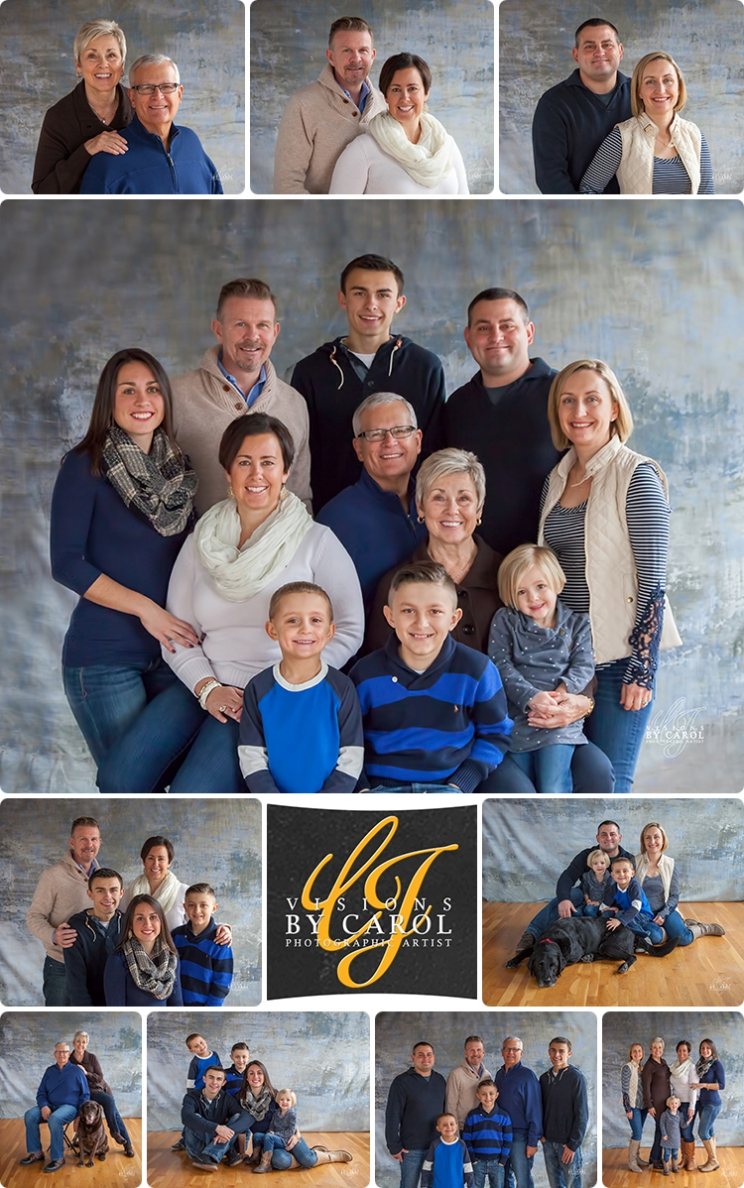 Family Photo Session | Hildebrand Family
