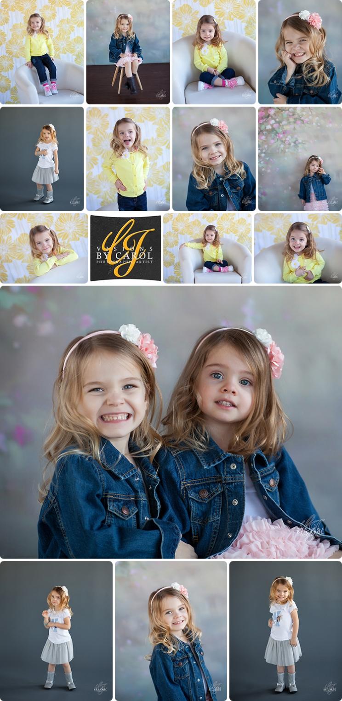 4 Year Old Photo Session | Samantha