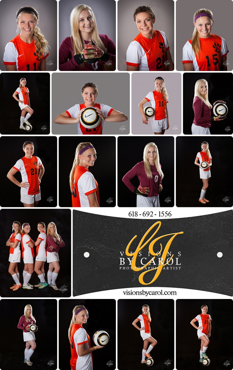 EHS Senior Soccer Girls