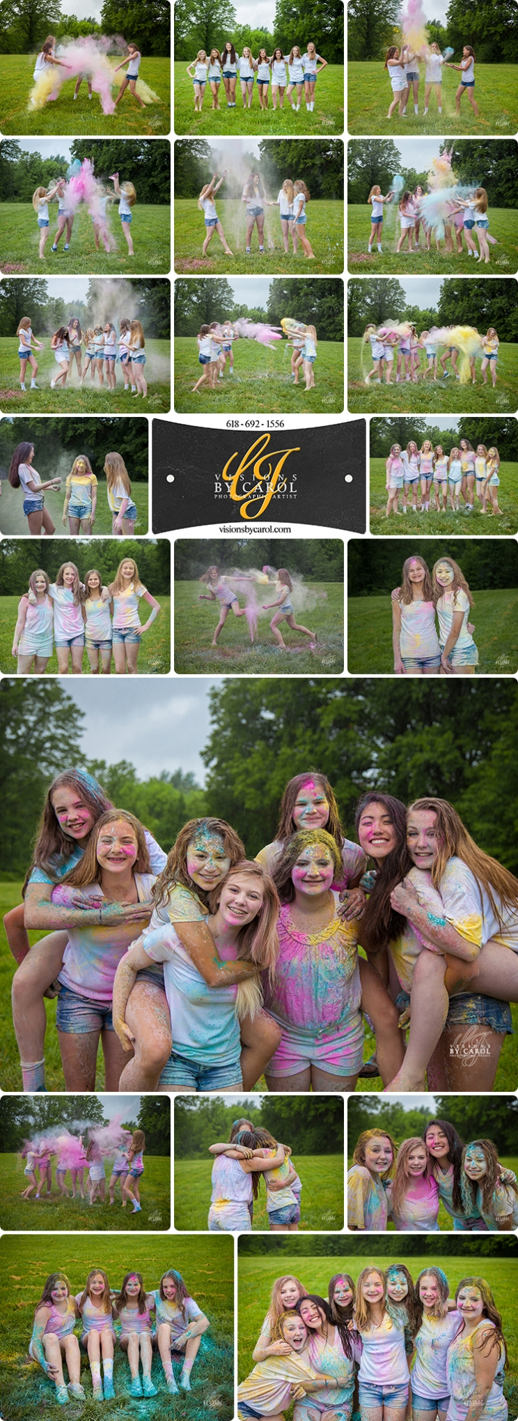 Powder Girls