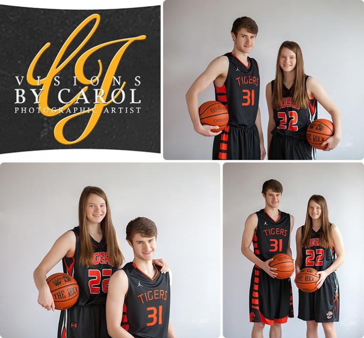 Basketball Siblings