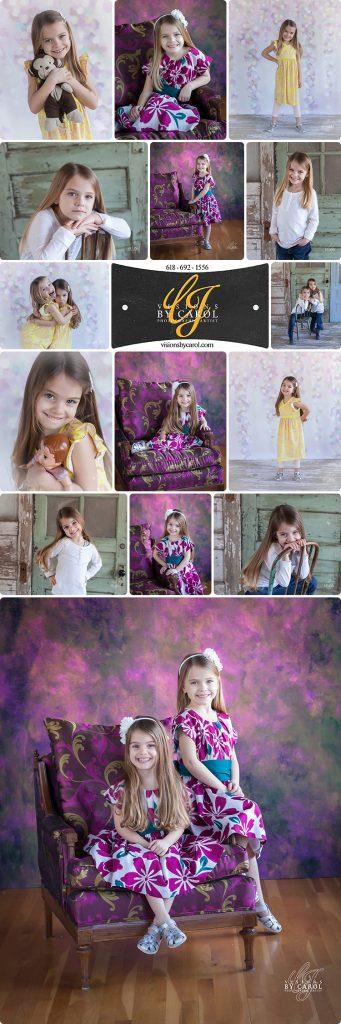 6 Year Old Photo Session - Samantha