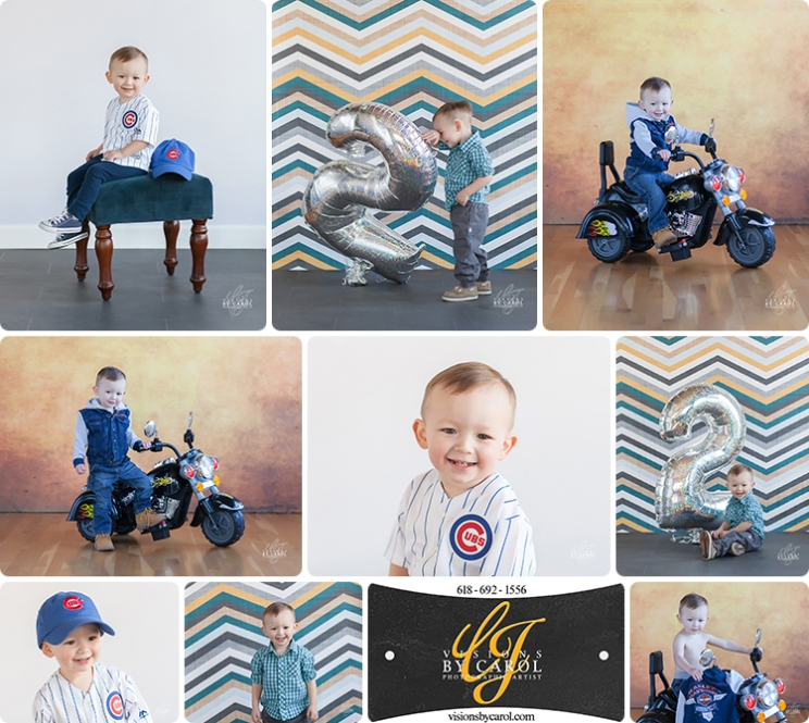 2 Year Old Photo Session - Cordon